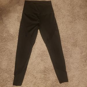 Aerie black workout leggings small